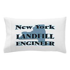 New York Landfill Engineer Pillow Case