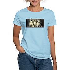 Three Frenchies T-Shirt