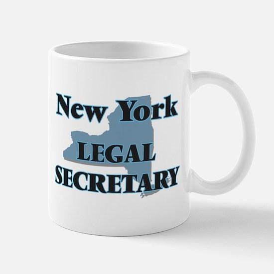 New York Legal Secretary Mugs
