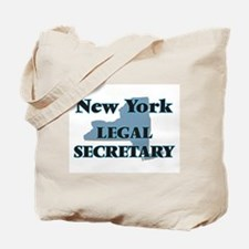 New York Legal Secretary Tote Bag