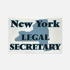 New York Legal Secretary Magnets