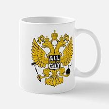 Bird Emblem Mugs
