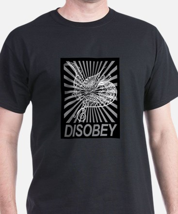 Disobey Women's Cap Sleeve T-Shirt