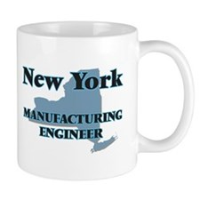 New York Manufacturing Engineer Mugs