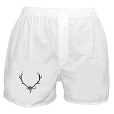 Stags Head Boxer Shorts