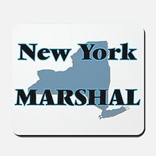 New York Marshal Mousepad