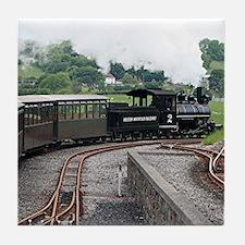 Brecon Mountain Railway, Wales 2 Tile Coaster