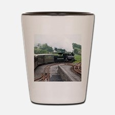 Brecon Mountain Railway, Wales 2 Shot Glass