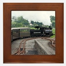 Brecon Mountain Railway, Wales 2 Framed Tile