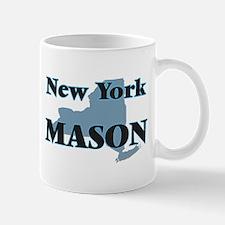 New York Mason Mugs