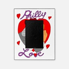 Cute I love philly Picture Frame