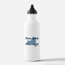 New York Mercenary Water Bottle