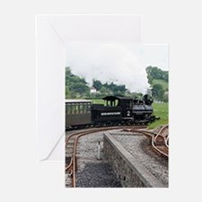 Brecon Mountain Railway, Wales 2 Greeting Cards