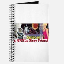 """SCI FI GRRRL"" Journal"