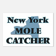 New York Mole Catcher Postcards (Package of 8)
