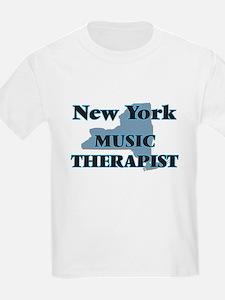New York Music Therapist T-Shirt