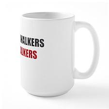Sprinters, Walkers & Trash Talkers Mug