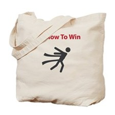 Too Slow To Win Tote Bag