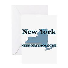 New York Neuropathologist Greeting Cards