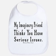 NEW! Serious Issues Bib
