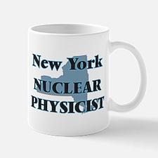 New York Nuclear Physicist Mugs