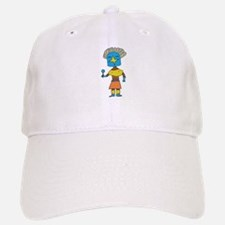 Blue Star Kachina Baseball Baseball Cap
