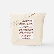 Free & Weightless Tote Bag