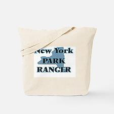New York Park Ranger Tote Bag