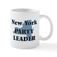 New York Party Leader Mugs
