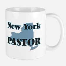 New York Pastor Mugs