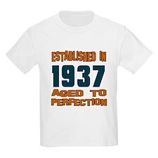Established In 1937 T-Shirt