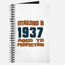 Established In 1937 Journal
