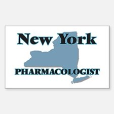 New York Pharmacologist Decal