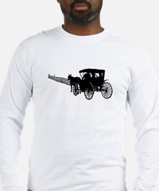 Horse and Buggy Long Sleeve T-Shirt