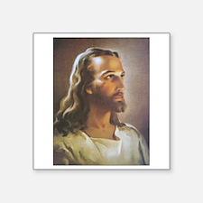 "Cute Jesus christ superstar Square Sticker 3"" x 3"""
