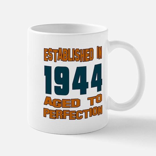 Established In 1944 Mug