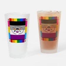Nobody Knows I'm a Gay Demisexual P Drinking Glass
