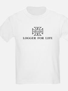 logger for life T-Shirt
