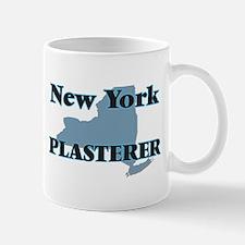 New York Plasterer Mugs