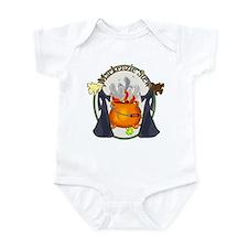 Mackenzie Halloween Stew Infant Bodysuit