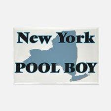 New York Pool Boy Magnets