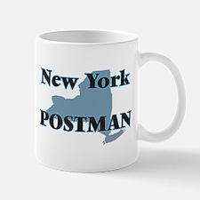 New York Postman Mugs