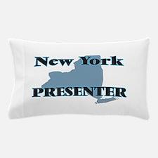 New York Presenter Pillow Case