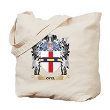 Opel Coat of Arms - Family Crest Tote Bag