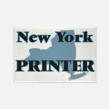 New York Printer Magnets