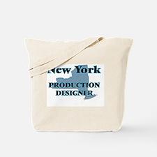 New York Production Designer Tote Bag