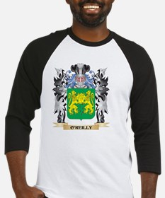 O'Reilly Coat of Arms - Family Cre Baseball Jersey