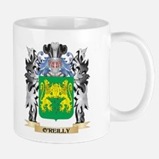 O'Reilly Coat of Arms - Family Crest Mugs