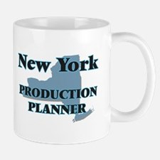New York Production Planner Mugs