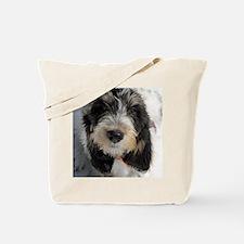 GBGV Puppy Tote Bag